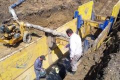 građevinska pumpa za vodu JD4
