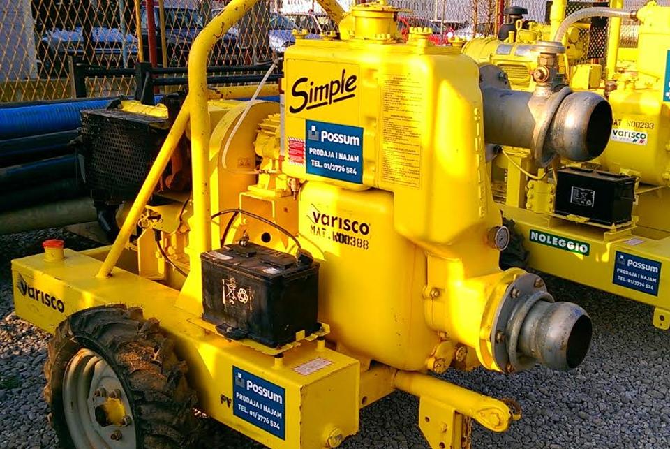 Pumpe za vodu Varisco