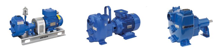 Električne pumpe za vodu Varisco