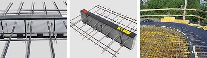 Egcobox nosivi termoizolacijski elementi