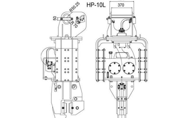 NPK model HP10